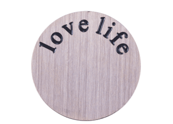 Large Plate - Love Life