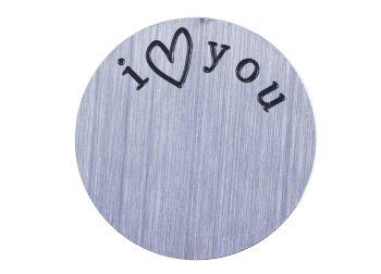 Large Plate - I Heart You