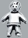 Child - Silver Boy