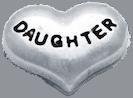 Love Heart - Daughter
