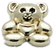 teddy bear gold