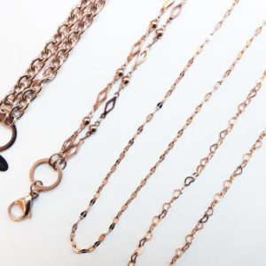All Rose Gold