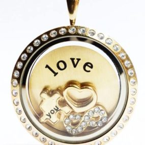 Valentines Day Lockets