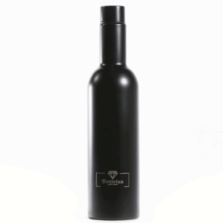 Thermos Vacuum Bottle-Inn 750ml Matt Black – INNsulated Collection