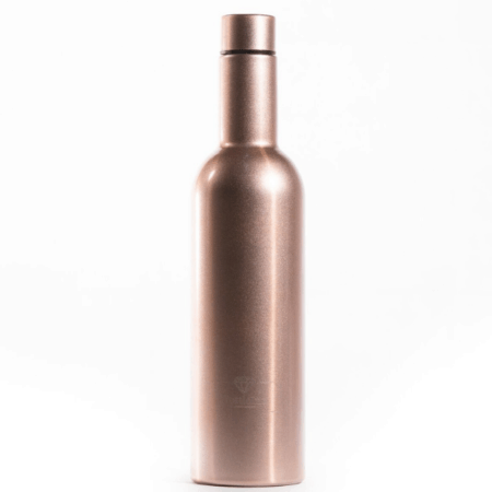 Thermos Vacuum Bottle-Inn 750ml Rose Gold Shimmer – INNsulated Collection